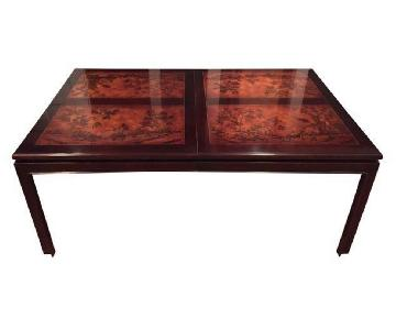 Bernhardt Shibui Dining Table
