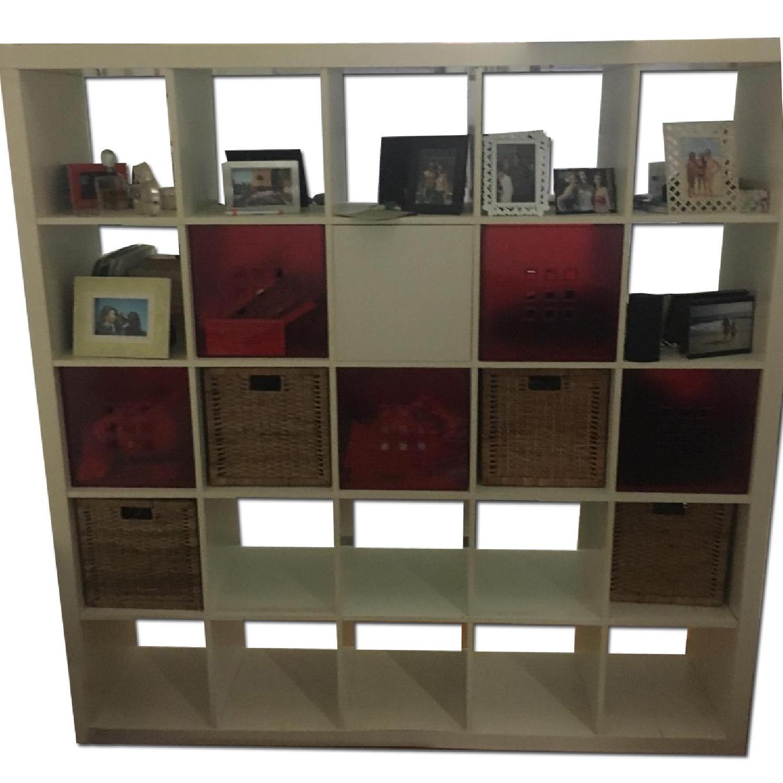 Ikea Bookcase Room Divider Aptdeco