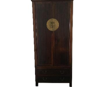 Asian Style Armoire