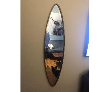 Copper Wall Mirror