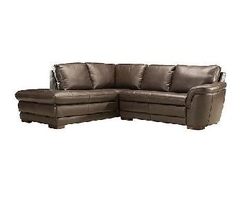 Raymour & Flanigan Garrison Sectional Sofa