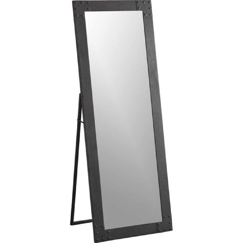 Crate & Barrel Clairemont Wall Mirror - AptDeco