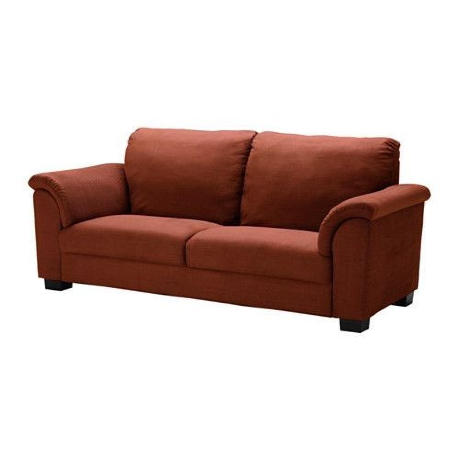 Ikea Tidafors Sofa In Tullinge Rust ...