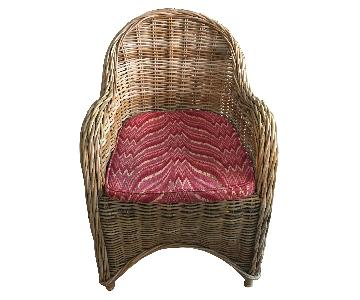 Valencia Rattan Dining Chairs