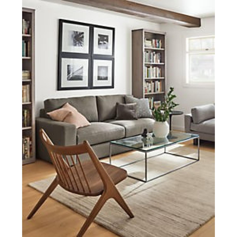 ... Room U0026 Board Beckett Sofa In Dark Gray 1