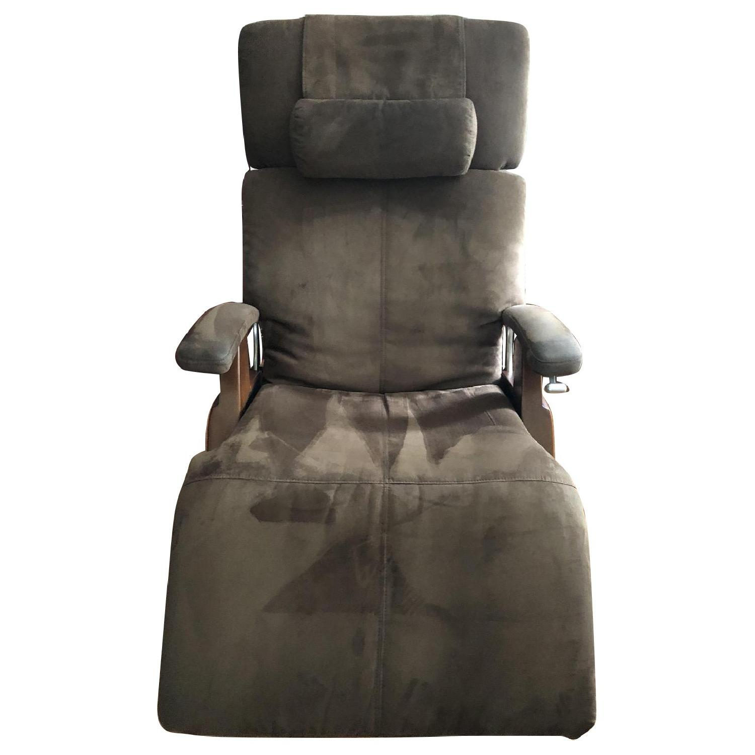 Human Touch Zero Gravity Perfect Chair/Recliner ...  sc 1 st  AptDeco & Human Touch Zero Gravity Perfect Chair/Recliner - AptDeco