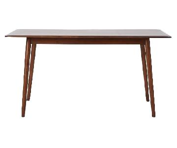 West Elm Lena Mid-Century Dining Table