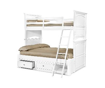 Roseville Twin over Full Bunk Bed