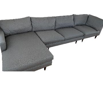 Room & Board Jasper Sectional Sofa