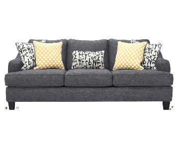 Raymour & Flanagan Union Square Sleeper Sofa