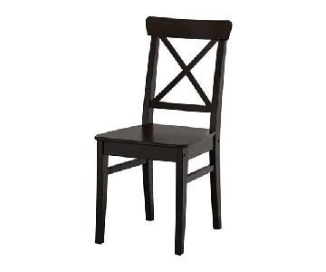 Ikea Ingolf Dining Chairs