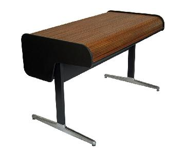 George Nelson Herman Miller Roll Top Desk
