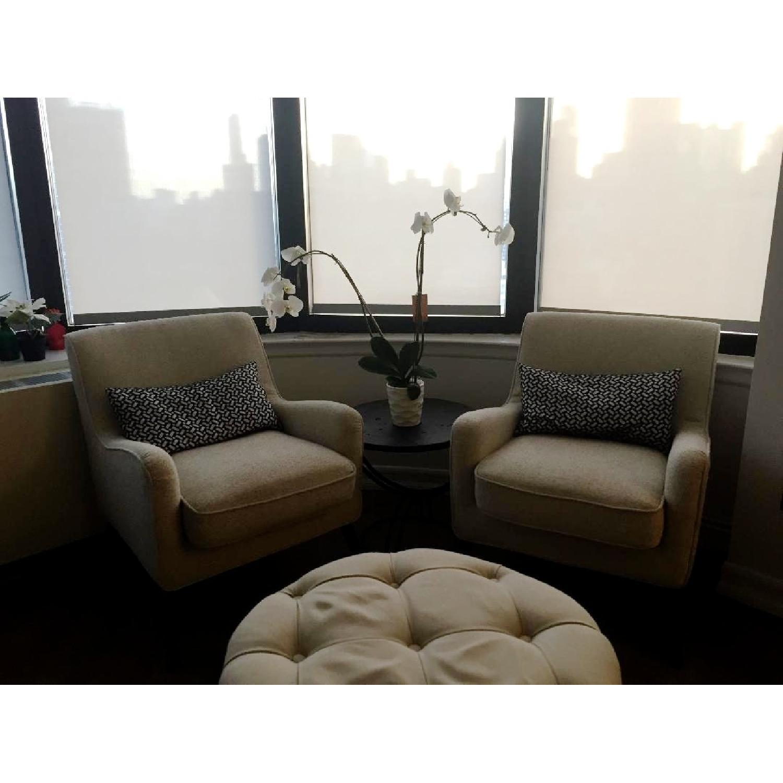 west elm furniture decor review 119561. West Elm Book Nook Armchairs-2 Furniture Decor Review 119561