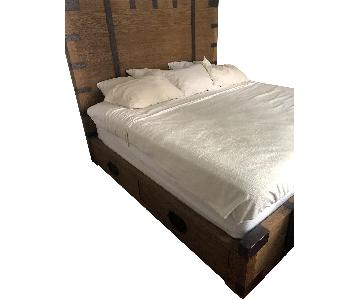 Restoration Hardware Kind Storage Bed