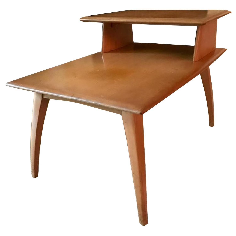 Heywood Wakefield Mid Century Modern Side Table ...