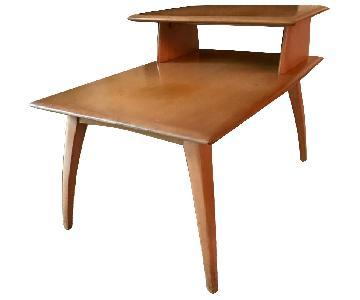 Heywood Wakefield Mid Century Modern Side Table