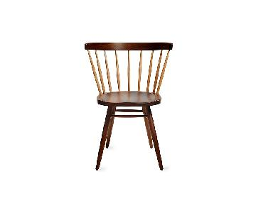 Design Within Reach Nakashima 1946 Straight-Backed Chair