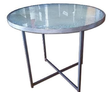 Room & Board Custom End Table
