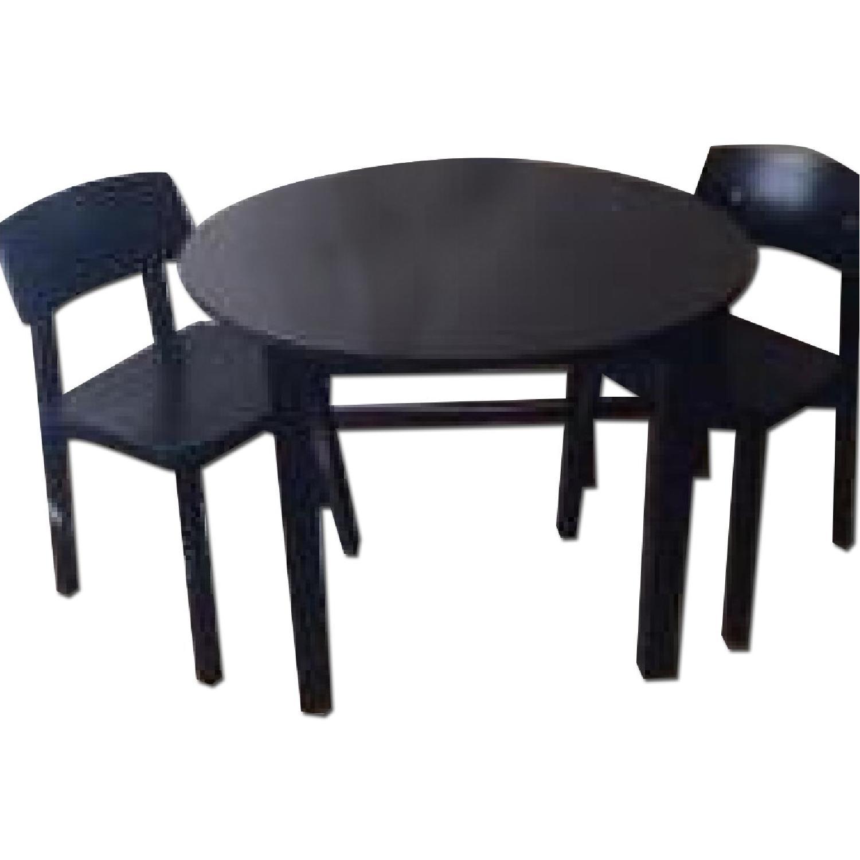 Ikea Bjursns Dining Table W 2 Chairs Aptdeco
