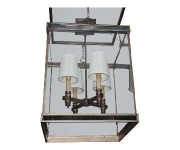 Fine Art Lamps TransAtlantic Lantern
