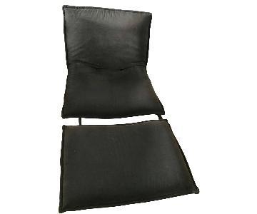 Ligne Roset Calin Chair & Ottoman