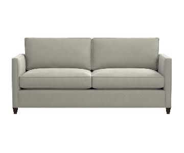 Crate & Barrel Dryden Apartment Sofa
