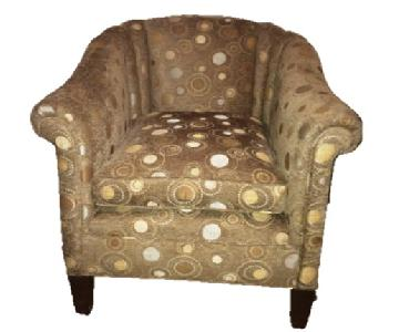 Art Deco 1930's Armchair