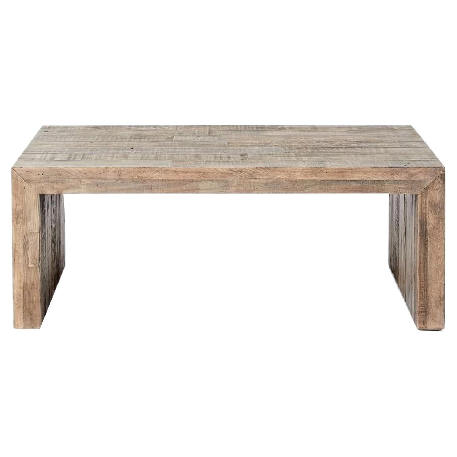 West Elm Emmerson Coffee Table AptDeco - West elm emmerson coffee table