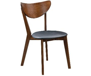 Malone Mid-Century Modern Dining Side Chairs