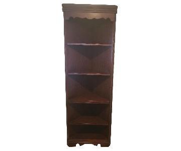 Solid Wood Corner Shelves