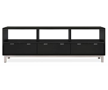 Room & Board Copenhagen 3 Drawer Media Cabinet