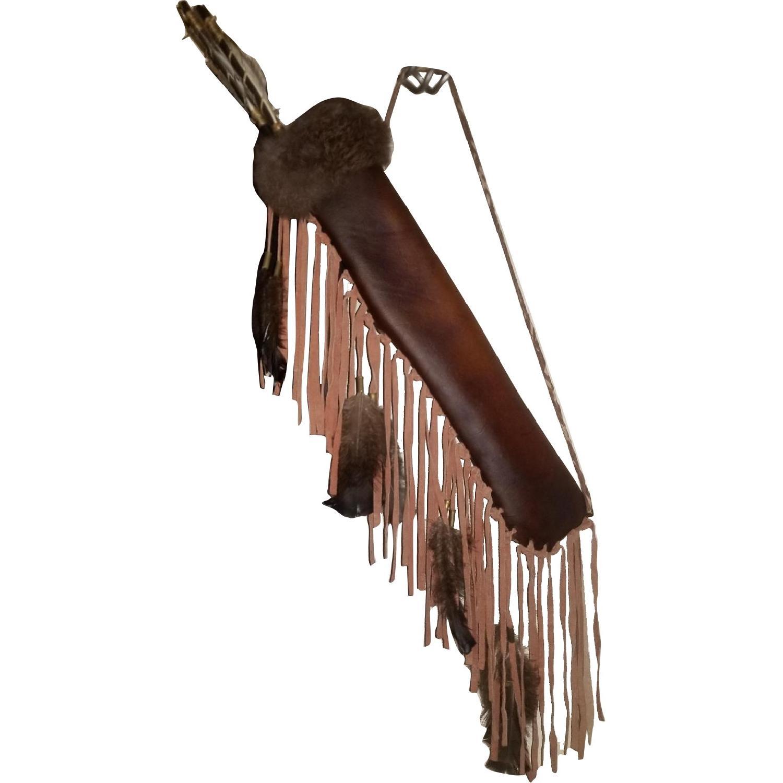 Native American Navajo Hand Crafted Quiver & 3 Arrows