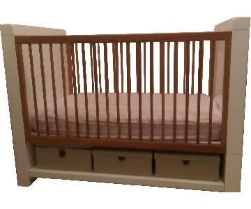 David Netto Collection Moderne Crib