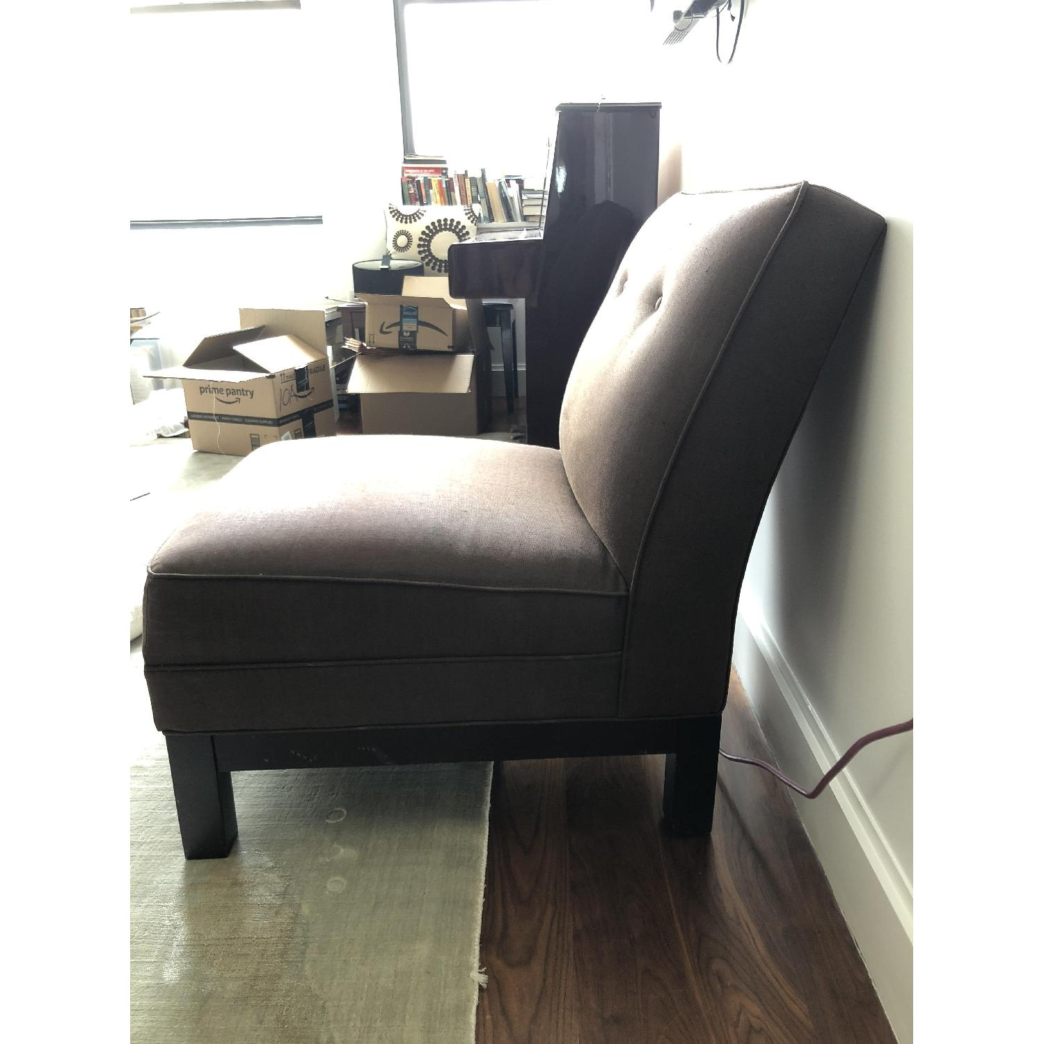 ABC Carpet and Home Slipper Chair - image-3
