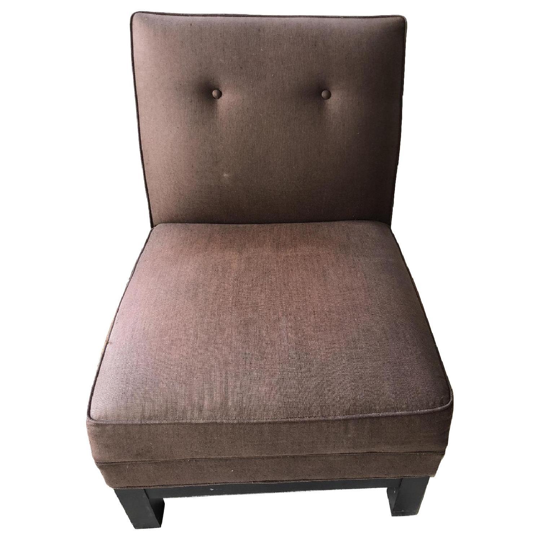 ABC Carpet and Home Slipper Chair