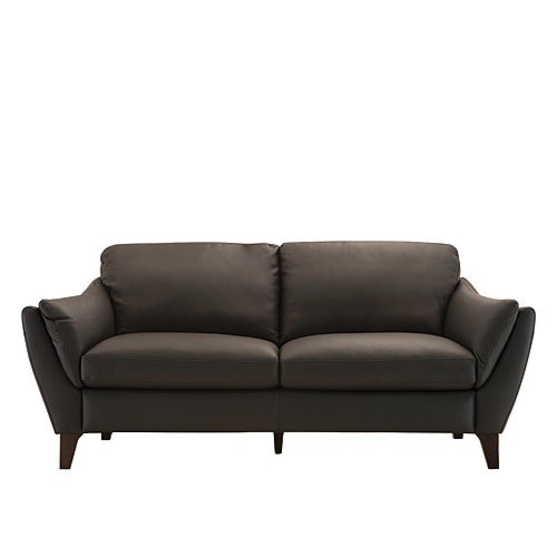 Raymour & Flanigan Rory Sofa + Chair - AptDeco