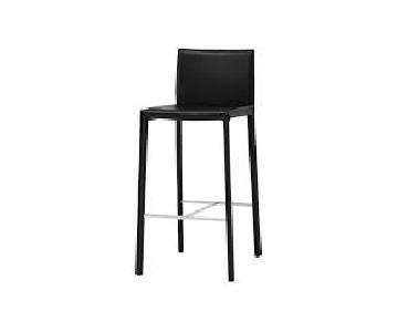 BoConcept Zarra Black Bar stools