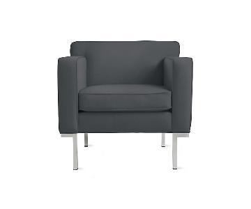 Design Within Reach Theatre Armchair
