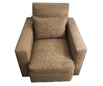 Hickory Chair Classic Modern Club Chairs