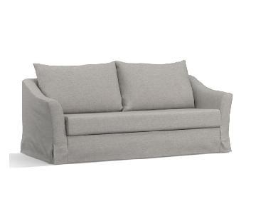 Pottery Barn SoMa Brady Slipcovered Sleeper Sofa