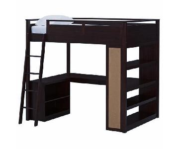 Pottery Barn Teen Sleep & Study Loft Bed