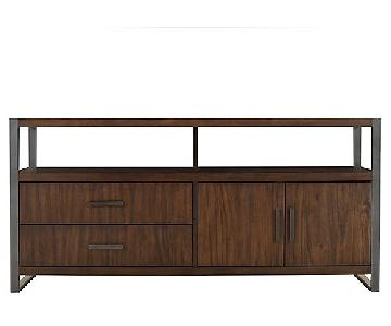 Raymour & Flanigan Clemons TV Console