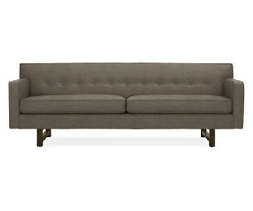 Room & Board Andre Sofa in Total Otter