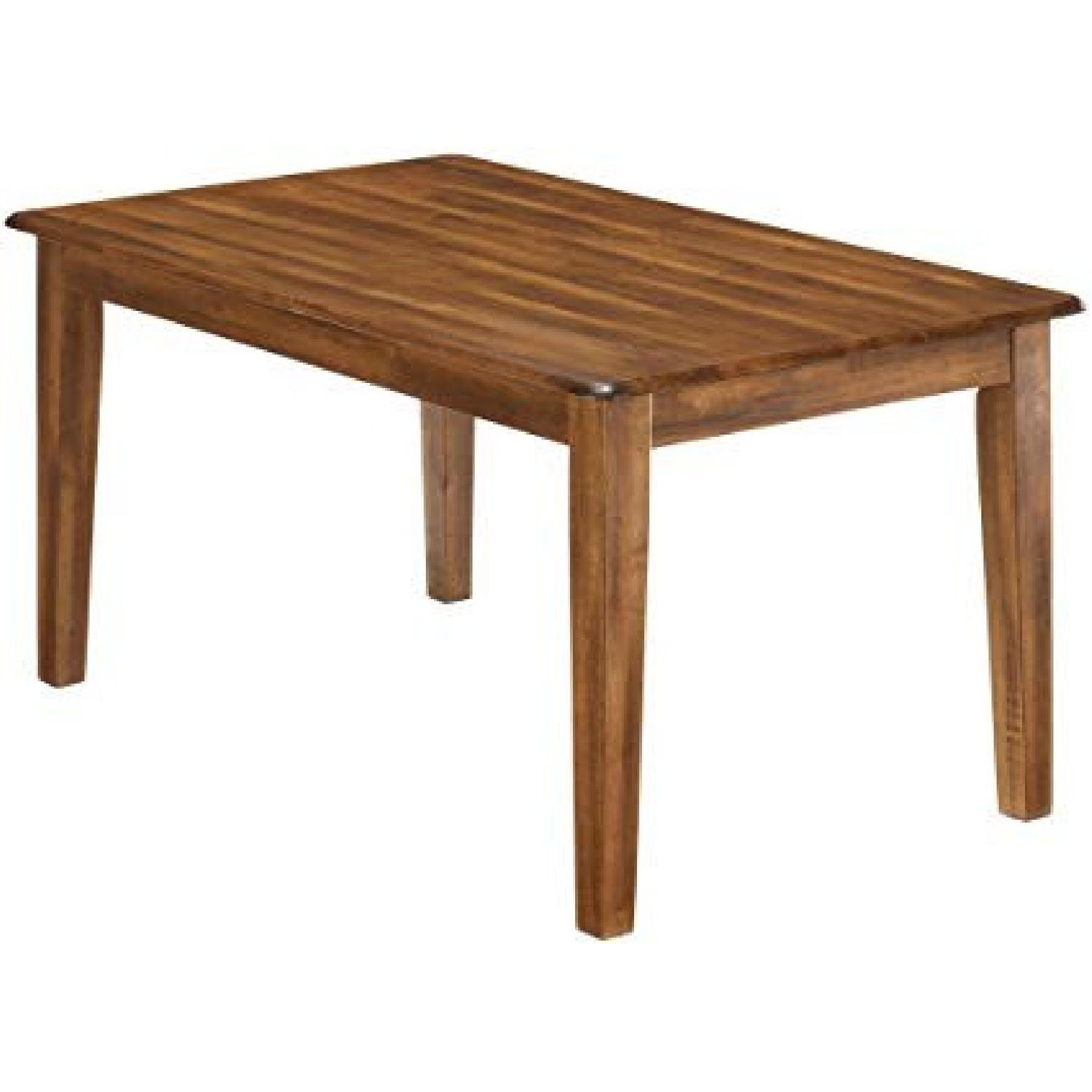 Ashley Rectangular Dining Table w/ 4 Chairs