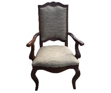 Century Furniture Ladderback Armchairs