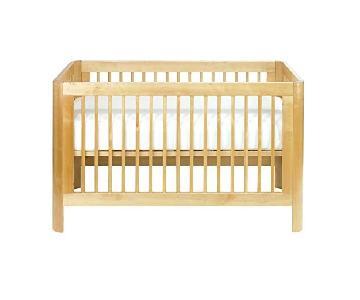 Troll Nursery Better Basics Harper Convertible Crib/Bed