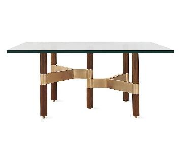 Design Within Reach Chris Hardy Helix Coffee Table