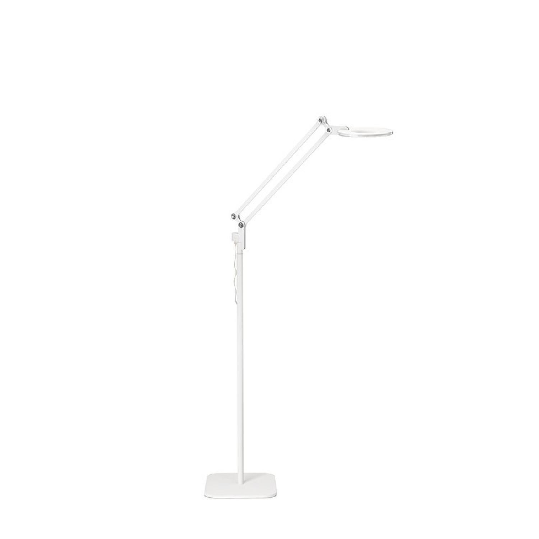 Pablo Designs White Link LED Floor Lamp