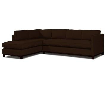 Mitchell Gold + Bob Williams 2-Piece Clifton Sectional Sofa
