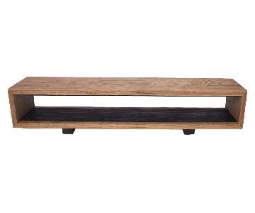 Modern Wooden Shelf